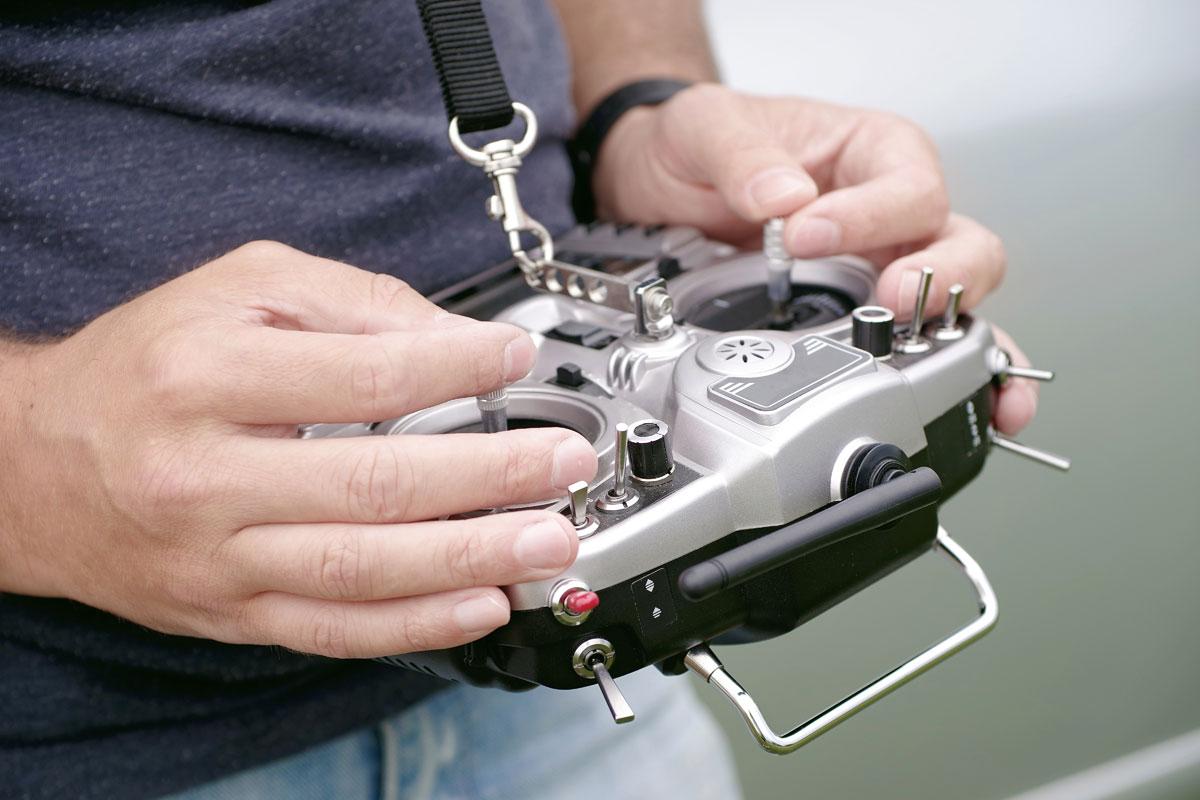 ドローンレーサーのイメージ2