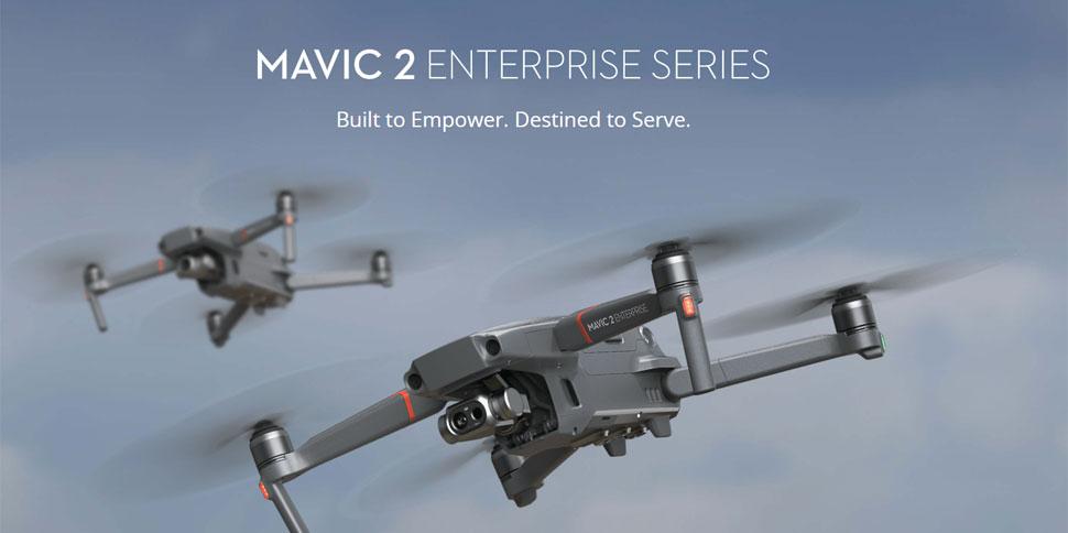 MAVIC2Enterpriseバナー